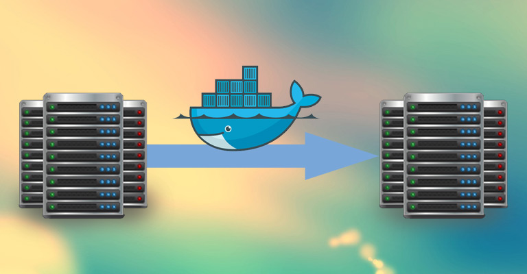 Exporting Docker images to a remote machine